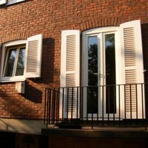 Wooden French Doors London​